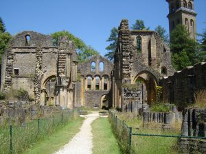Orval_Ruins